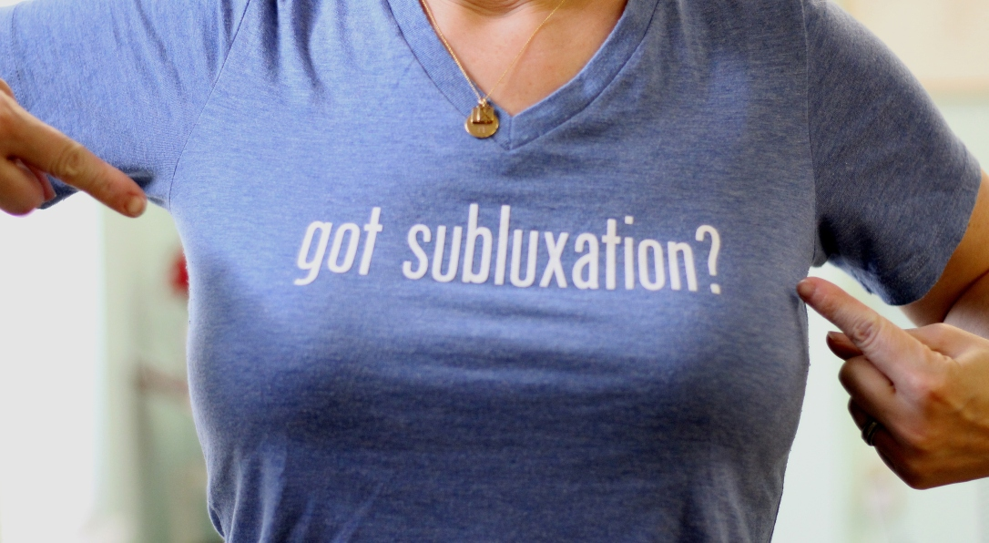 subluxtion